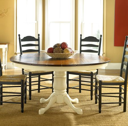 Round Cottage Dining Table for Sale - Cottage & Bungalow