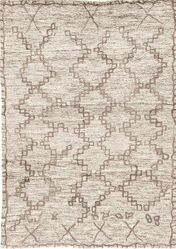Safi Frost Gray Hand Tufted Rug   <font color=a8bb35> NEW</font>