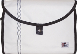 Newport Sailcloth Hanging Toiletry Bag