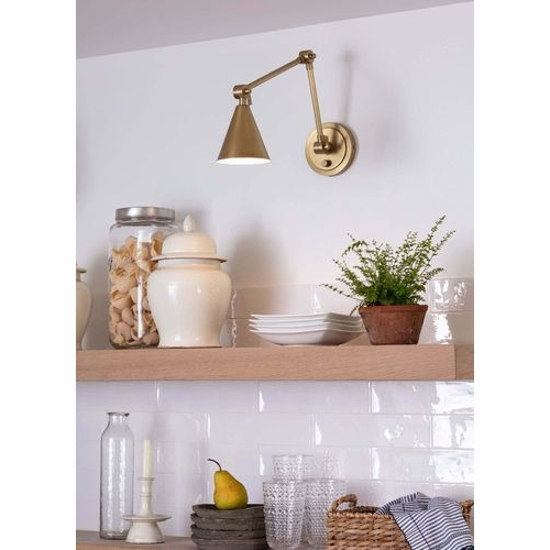 Sal Task Sconce in Three Colors