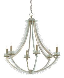 Saltwater Chandelier<font color=a8bb35> NEW</font>