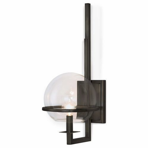 Saturn Sconce in Two Colors