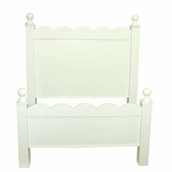 Seaside Headboard or Bed