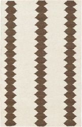 Senna Ivory/Camel Woven Wool Rug<font color=a8bb35> NEW</font>