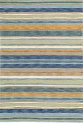 Sheffield Seagrass Stripe Rug