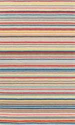 Shiloh Stripes Hand Tufted Rug <font color=a8bb35> NEW</font>