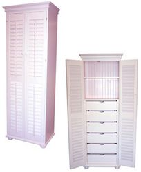 Six Drawer Lingerie Cabinet