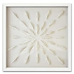 Sliced Spindle Shells Beach Wall Art