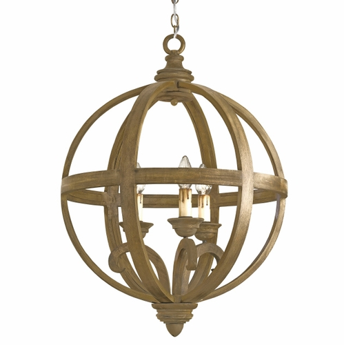 Small Axel Orb Chandelier *Backorder