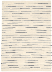 Solana Navy Woven Cotton Rug <font color=a8bb35>NEW</font>