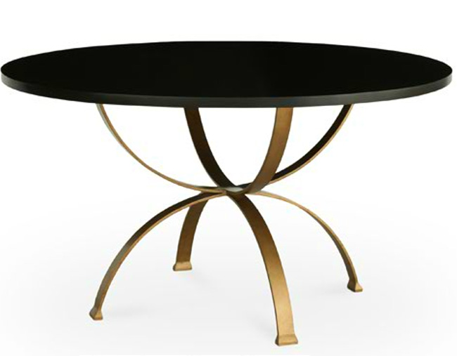 Sophia Round Dining Table In Four Sizes For Sale Cottage Bungalow
