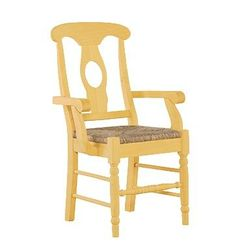 Sophie Arm Chair with Cane