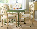 Southport Game or Dining Table with Chair Option