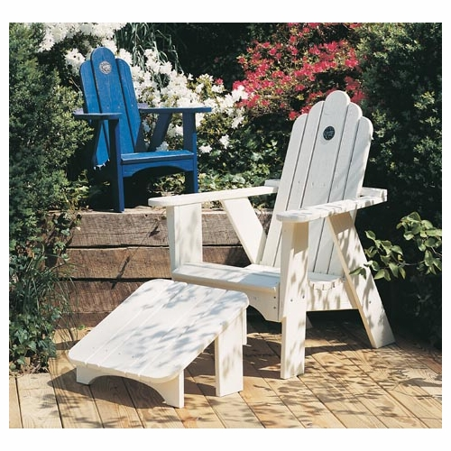 Spring Lake Chair and Leg Rest