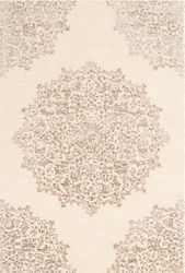 Starlit Taupe Hand Tufted Rug <font color=a8bb35> NEW</font>