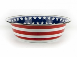 Stars & Stripes Serving Bowl