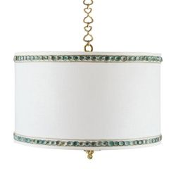 Sullivan Drum Chandelier in Three Sizes