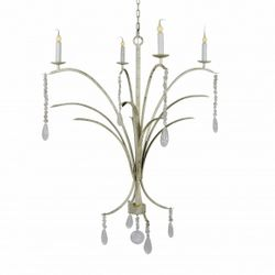 Tall Marsh Grass Chandelier
