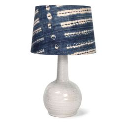 Tangier Ceramic Table Lamp <font color=a8bb35> NEW</font>