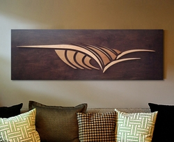 The Curl Ocean Wall Art - Three Size Options
