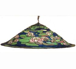 The Pond Lily Pendant Light