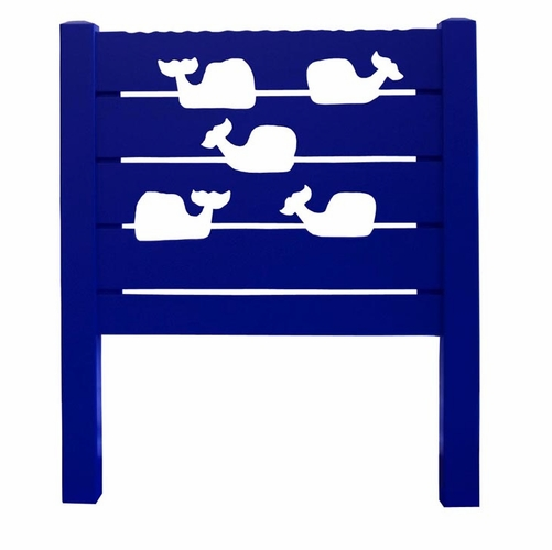 The Whaling Headboard or Bed