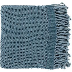 Tibey Denim Throw