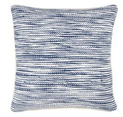 Tideline Navy Indoor/Outdoor Decorative Pillow