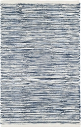 Tideline Navy Indoor/Outdoor Rug<font color=a8bb35> NEW</font>