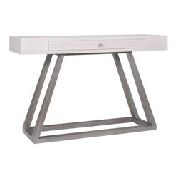 Toby Drawer Console Table <font color=a8bb35> NEW</font>