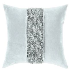 Topaz Pillow - Pewter