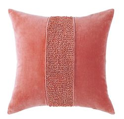 Topaz Pillow - Red<font color=a8bb35> NEW</font>