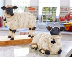 Town & Country Large Sheep Set of 2