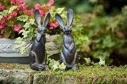Town & Country Lively Rabbit Set of 2