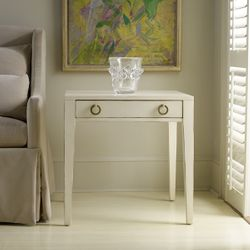 Transitional End Table