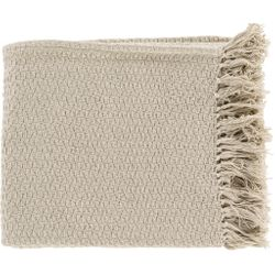 Tressa Ivory Throw