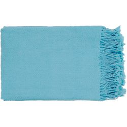 Turner Blue Throw