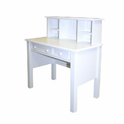 Two Piece Child's Beadboard Desk *Discontinued