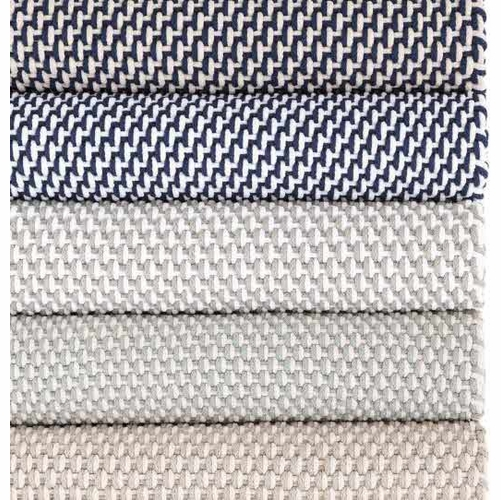 Two Tone Rope Navy/White Indoor/Outdoor Rug