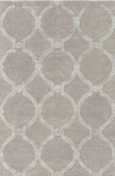 Urban Taupe Hand Tufted Rug  <font color=a8bb35> NEW</font>