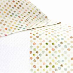 Watercolor Dots Pillowcase - Pair