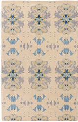 Wenona Hand Knotted Wool Rug <font color=a8bb35>NEW</font>