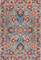Williamsburg  Hand Tufted Rug <font color=a8bb35> NEW</font>