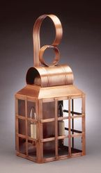 Woodcliffe II Series:  Culvert Top 2-Light Medium Wall Lantern