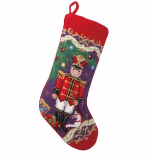 Xmas Soldier Stocking<font color =a8bb35> Sold out</font>