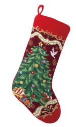 Xmas Tree Stocking<font color =a8bb35> Sold out</font>