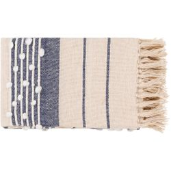 Yemaya Blue Throw