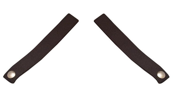 Mopar Replacement Rear Soft Top Window Straps for 2003-2006 Wrangler TJ