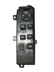 Master Switch & Door Module Grand Cherokee 2004