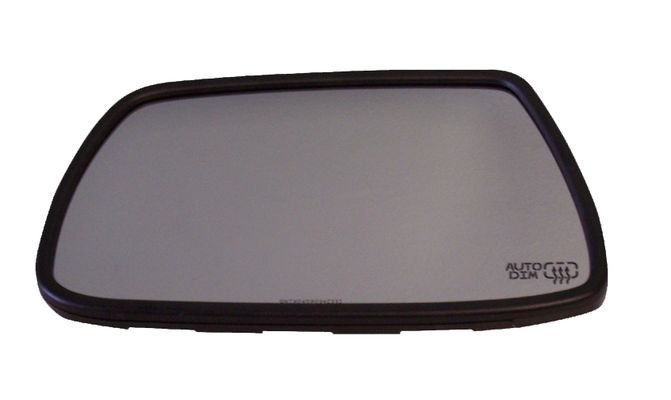 Mopar Replacement Mirror Glass Driver Side for 2005-2009 Grand Cherokee WK